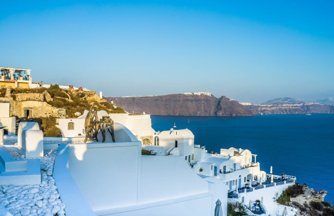 Yachting in Greece tour