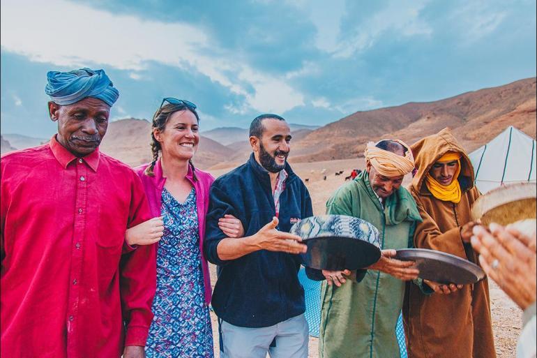 Ait Benhaddou Atlas Mountains South Morocco Discovery Trip