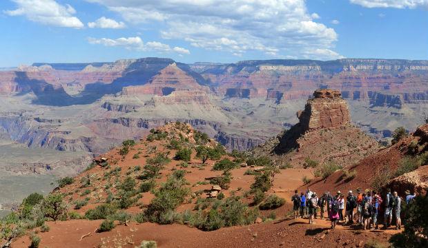 Grand Canyon Tour Group