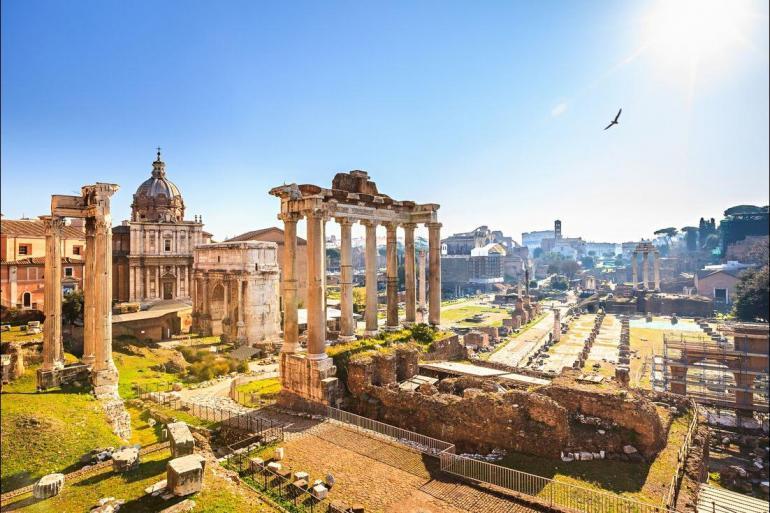 Naples Positano Rome to Amalfi Trip