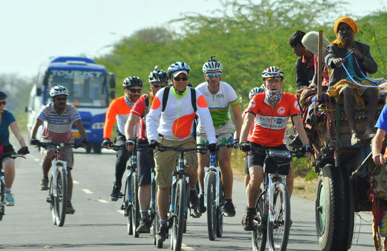 Cycle Kerala and Goa tour