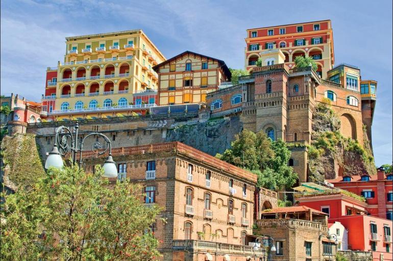 Amalfi Coast Forum Rome to Amalfi Trip
