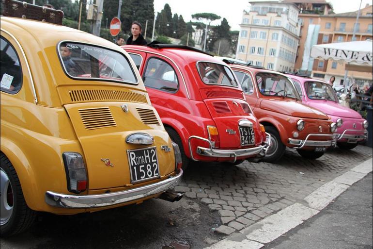 Rome Sorrento Rome to Amalfi Trip