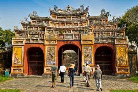 Indochina Encompassed tour