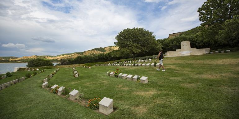 ANZAC Day Memorial Tour tour