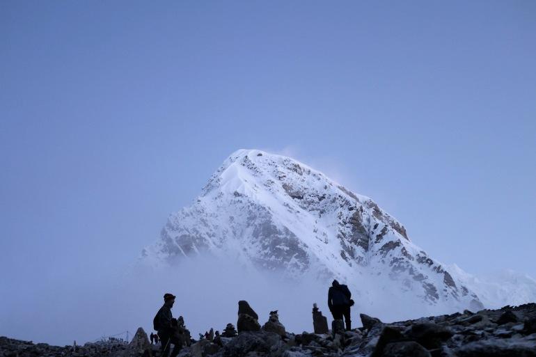 Everest Base Camp Of Khumjung, Nepal