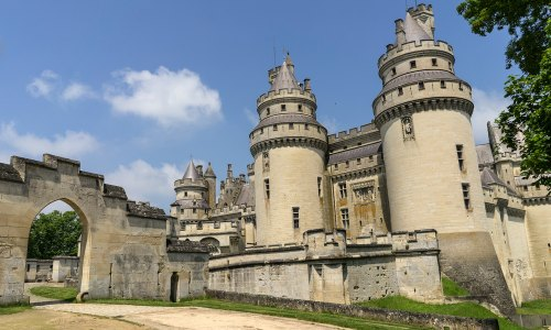 Pierrefonds Castle, France