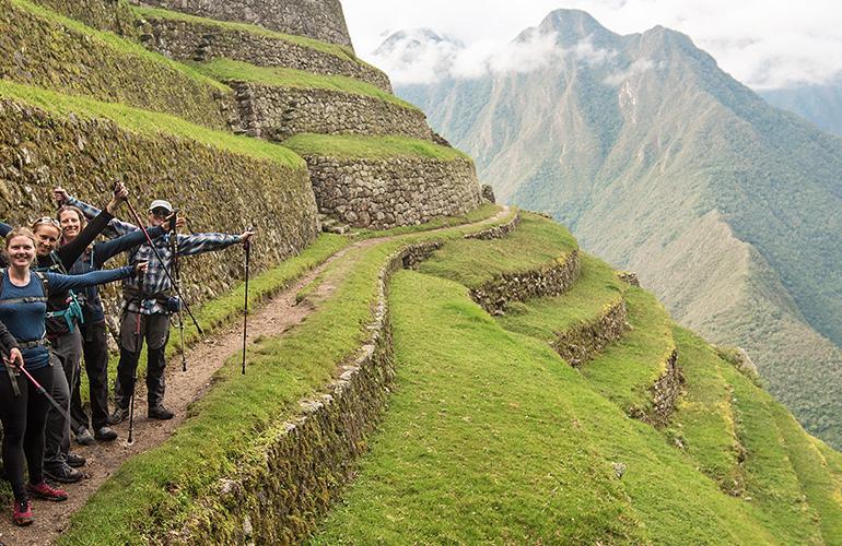 Galapagos & Inca Trail Adventure tour