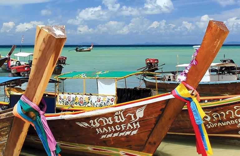Explore Southern Thailand tour