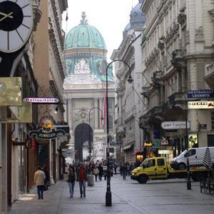 Vienna Getaway 3 Nights tour