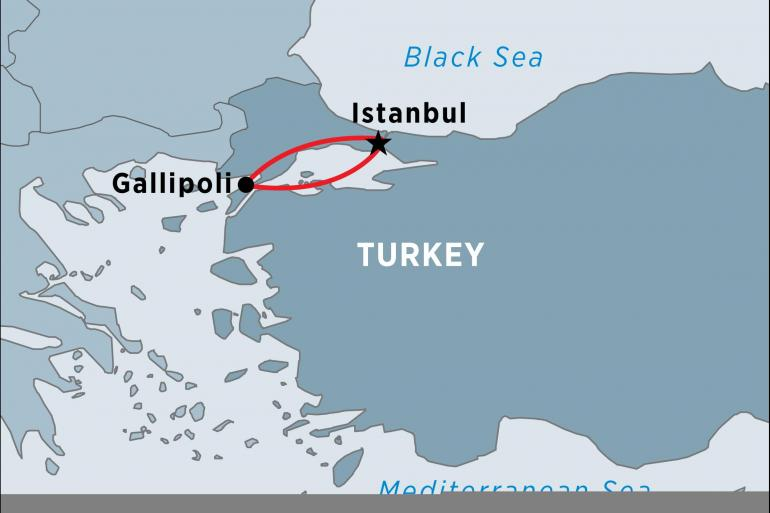 Cultural Culture Istanbul & Gallipoli Battlefields Experience - Independent package
