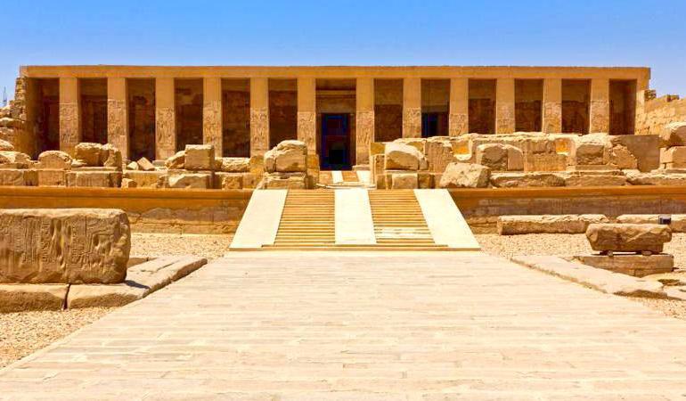 Egypt Revisited tour