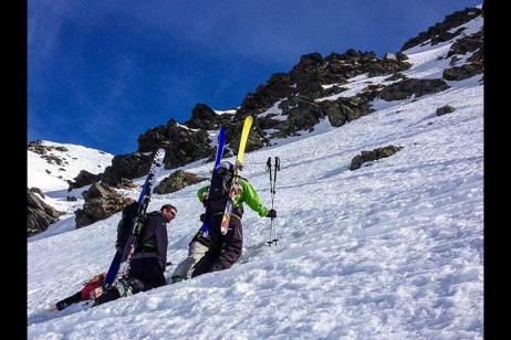 Ski Touring in Switzerland tour