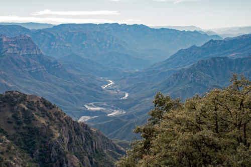 Mexico's Copper Canyon tour
