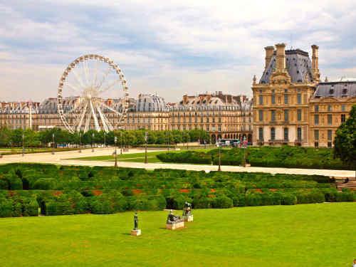 London, Paris & Rome tour