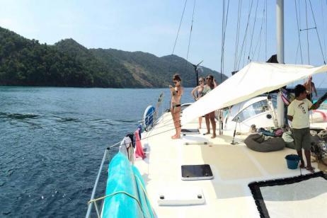 Mergui Archipelago Sailing Experience departing from Khao Lak tour