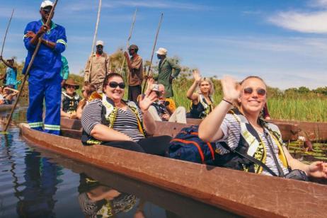 Journey through Botswana tour