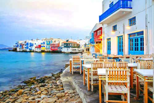 Marvels of Ancient Greece with Mykonos tour
