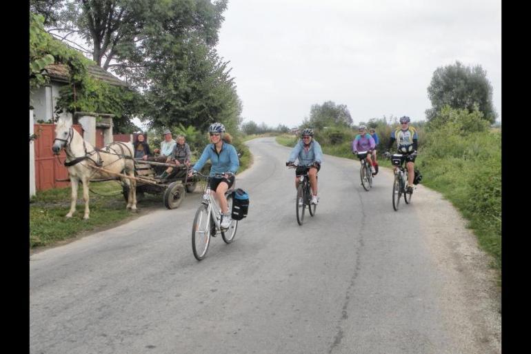 Romania Transylvania Cycle Romania Trip