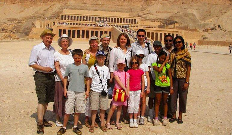 Egyptian Family Adventure tour