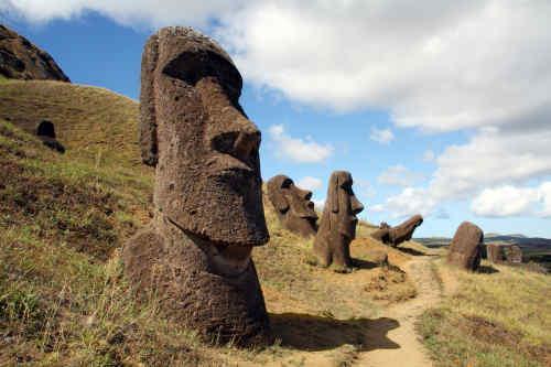 Santiago & the Treasures of Rapa Nui (Easter Island) tour