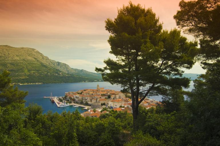 Journey Through the Colors of Croatia tour