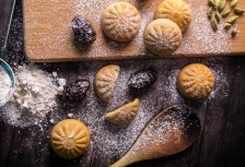 delicious exotic deserts on culinary and wine tasting tours