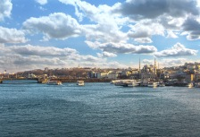 Istanbul tours skyline