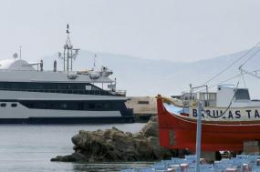 Greece Cruising (Classical Greece) tour