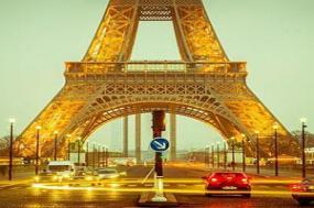 England, Scotland & Wales with Paris tour