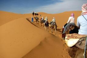 Marrakech & the Sahara tour