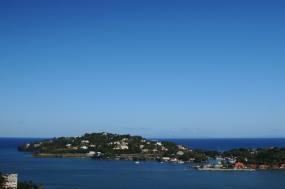 Sailing the Caribbean tour