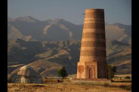 The Silk Road tour