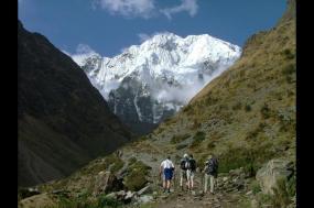 The High Inca Trail tour