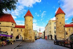 13-Day Central Europe and Baltic States Tour Package tour