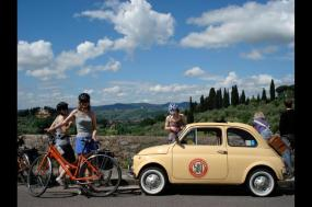 Self-Guided Cycling in Tuscany: Pisa to Florence tour