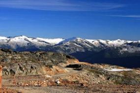 Spirit of the Rockies with Alaska Cruise tour