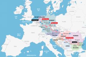 Ultimate European Journey tour