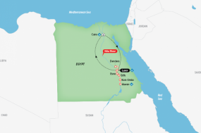 Splendors of Egypt & the Nile tour