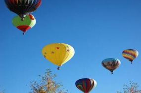 Albuquerque Balloon Fiesta with Santa Fe tour