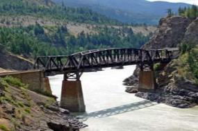 Great Canadian Rail Journey tour