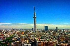 South Korea & Japan Highlights with Hiroshima tour