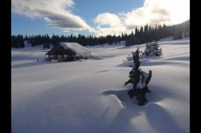 Jura Cross-country Ski Tour tour