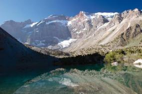 Trekking in the Gissar, Fann and Pamir Mountains Tajikistan tour