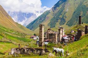Azerbaijan, Georgia & Turkey tour