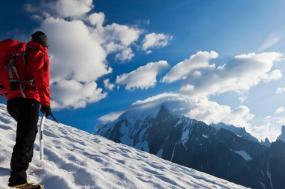 Chamonix Snowshoeing Weekend tour