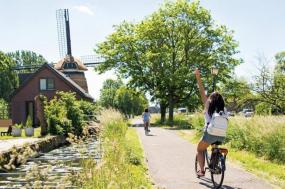 Rolling on the Rhine (Start Amsterdam) (Below deck cabin, start Amsterdam, end Frankfurt) tour