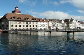 Romantic Rhine with Lucerne, Paris & London  Northbound tour