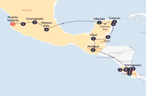 Coast to Canopies (Until Feb 2019) tour