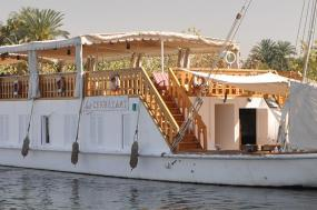 Egypt Dahabiya Nile River Cruise - Limited Edition tour